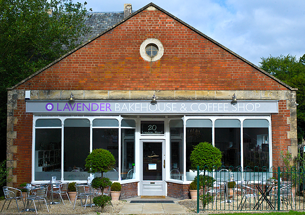 Lavender Bakehouse and Coffee Shop