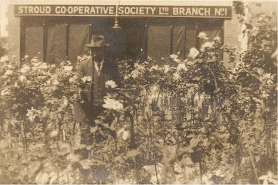 Stroud Co-operative Society shop